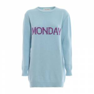 alberta ferretti Monday long crewneck