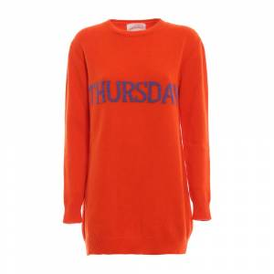 alberta ferretti Thursday long crewneck