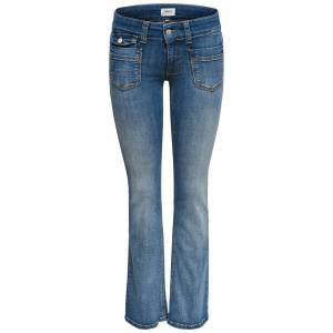 Only Bootcut jeans Ebba low