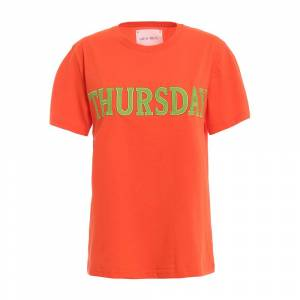 alberta ferretti Rainbow Week Thursday Tee