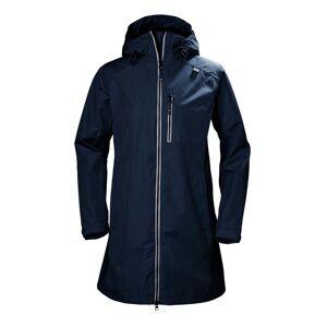 Helly Hansen Women's Long Belfast Jacket Blå