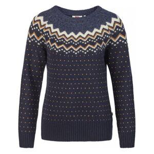 Fjällräven Women's Övik Knit Sweater Blå