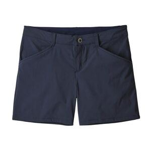 Patagonia Women's Quandary Shorts - 5 In Blå