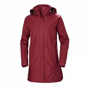 Helly Hansen Women's Aden Long Insulated Röd