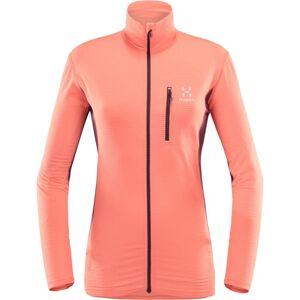 Haglöfs L.I.M Mid Jacket Women Orange
