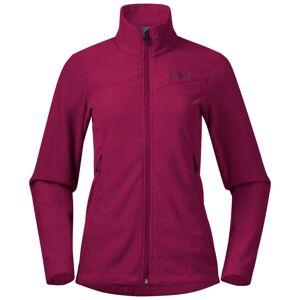 Bergans Finnsnes Fleece Women's Jacket Rosa