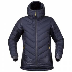 Bergans Nosi Hybrid Down Lady Jacket Blå