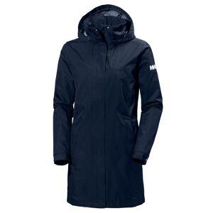 Helly Hansen Women's Aden Long Jacket Blå