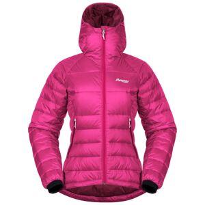 Bergans Women's Slingsby Down Light Jacket With Hood Rosa