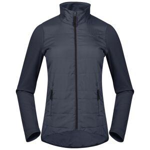 Bergans Women's Stranda Hybrid Jacket Blå