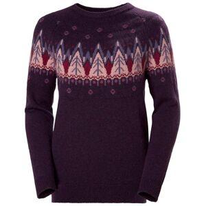 Helly Hansen Women's Wool Knit Sweater Lila