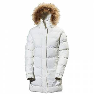 Helly Hansen Women's Blume Puffy Parka Vit