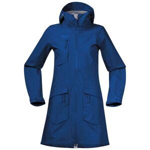 Bergans Hella Lady Coat Blå