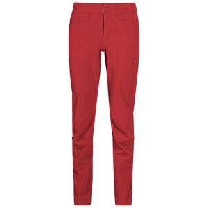 Bergans Cecilie Flex Pants Women's Röd