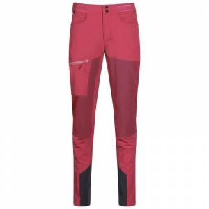 Bergans Cecilie Mountain Softshell Pant Women's Rosa