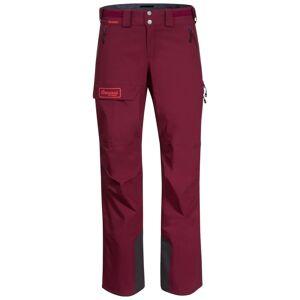 Bergans Myrkdalen V2 Insulated Pant Women's Röd
