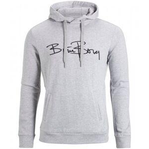 Björn Borg BJORN BORG Hood Signature Grey Mens (M)