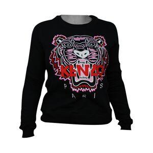 Kenzo Tiger Womans Sweatshirt Red XL