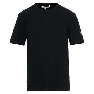Calvin Klein Jeans Monogram Sleeve Badge Tee Black