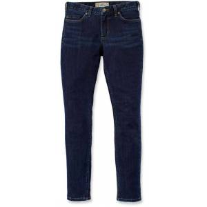 Carhartt Rugged Flex Slim-Fit Layton Skinny damer byxor Blå 43