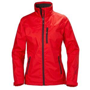Helly Hansen W Crew Jacket M Red