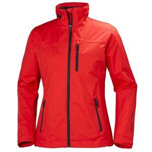 Helly Hansen W Crew Midlayer Jacket L Red