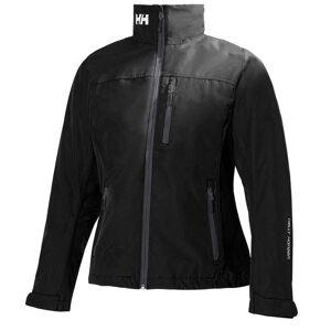 Helly Hansen W Crew Midlayer Jacket XL Black