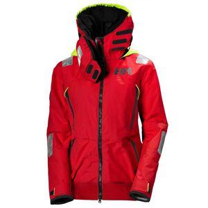 Helly Hansen W Aegir Race Jacket XS Red