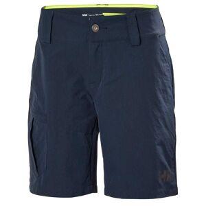 Helly Hansen W Qd Cargo Shorts 28 Navy