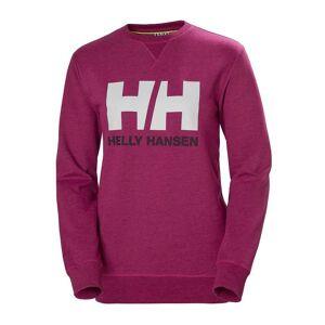 Helly Hansen Woherr Logo Crew Sweat underjacka Gul XL
