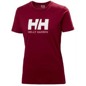 Helly Hansen Woherr Logo Tshirt underjacka Gul XS