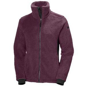 Helly Hansen W Precious Fleece Jacket XL Purple