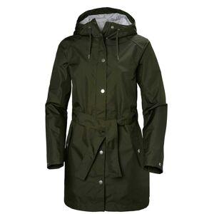 Helly Hansen W Lyness Ii Coat S Green