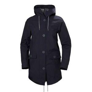 Helly Hansen W Tsuyu Rain Coat S Blue