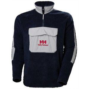 Helly Hansen Yu 1/2 Zip Pile Sweater fleecejacka Navy XXL