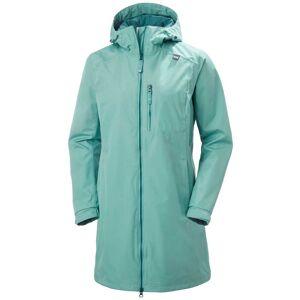 Helly Hansen W Long Belfast Jacket XS Blue