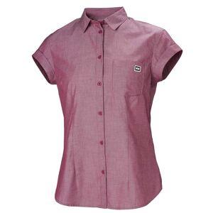 Helly Hansen W Huk Ss Shirt S Purple