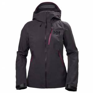 Helly Hansen W Odin Mountain 3l Shell Jacket M Purple