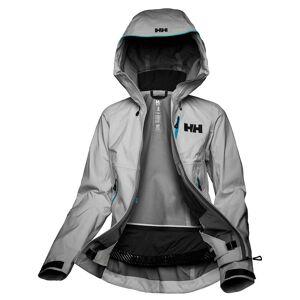 Helly Hansen W Odin Mountain 3l Shell Jacket M Grey