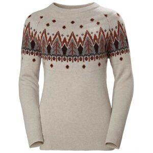 Helly Hansen W Wool Knit Sweater M White