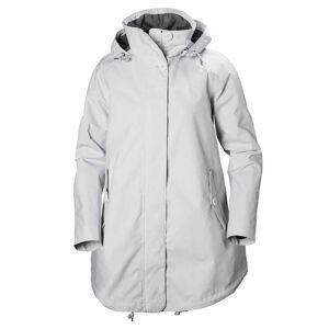 Helly Hansen W Sendai Rain Coat XL Grey