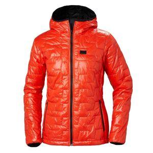 Helly Hansen W Lifaloft Hooded Insulator Jacket S Red