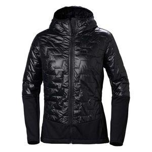 Helly Hansen W Lifaloft Hybrid Insulator Jacket S Black