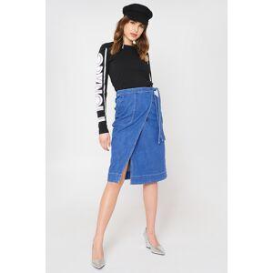 Tommy Hilfiger Lylyan Skirt - Blue