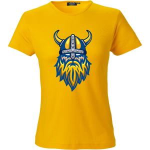 Viking T-shirt Sverige   Dam
