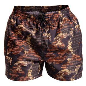 Gorilla Wear Bailey Shorts, Brown Camo, M