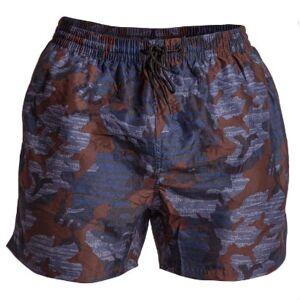 Bailey Shorts, Blue Camo, S