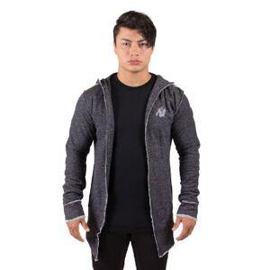Gorilla Wear Bolder Sweat Jacket Black, S