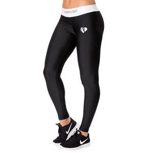 Womens Best Exclusive Leggings Black/white , S