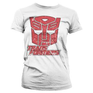 Tee Retro Autobot Girly Tee